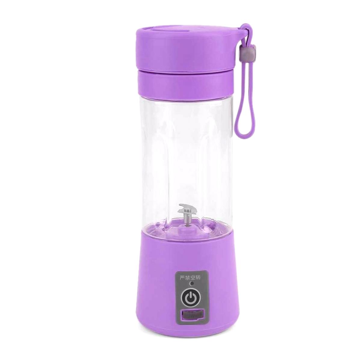 Electric Blender Juicers ~ Electric fruit juicer cup mini blender rechargeable usb